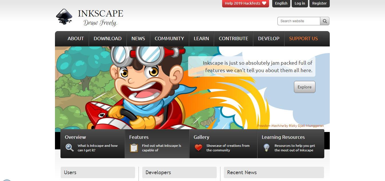 Sell Courses Online Inkscape